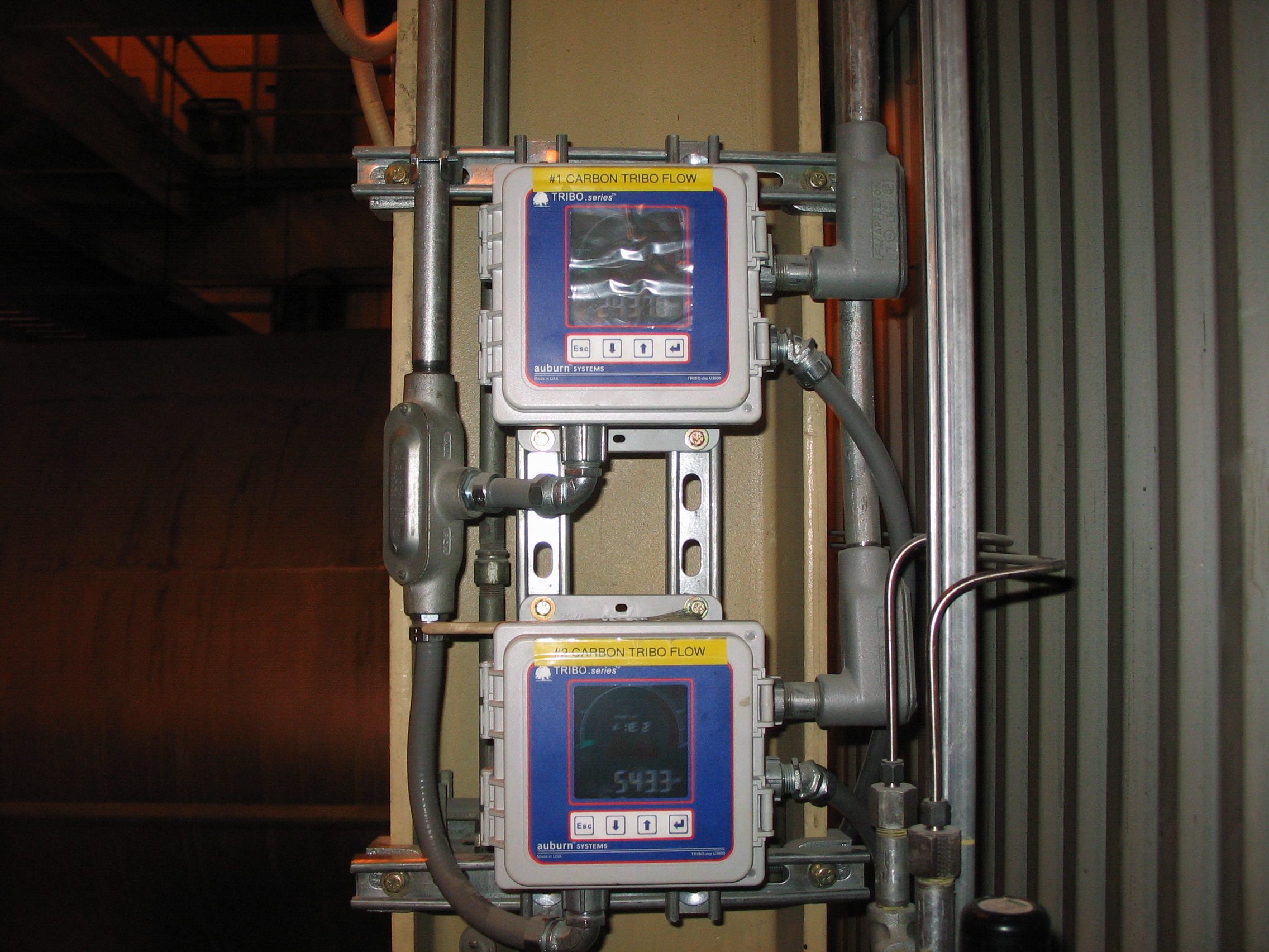 particle velocity monitoring improves pneumatic conveying as an alternative to screw conveyors