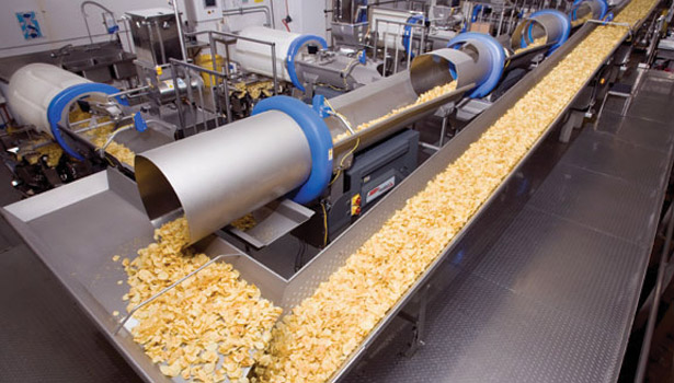 triboelectric particle velocity instruments can reduce damage from pneumatic conveying in food processing and manufacturing applications