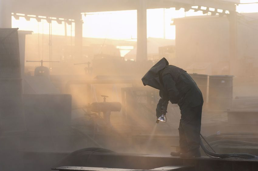 ambient dust and fugitive dust emissions represent health, safety, operations and maintenance risks
