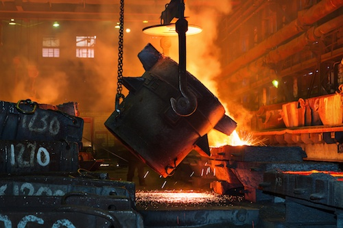 auburn systems triboelectric particle detection supports MACT reporting standards for industries like steel mills and foundries